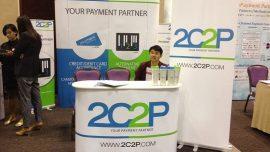 2C2P payment solution
