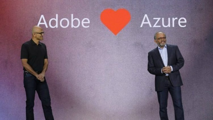 Adobe to make Azure its preferred cloud platform