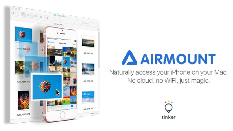 AirMount: A better and valid competitor to AirDrop?