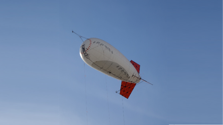 Altaeros tethered balloons