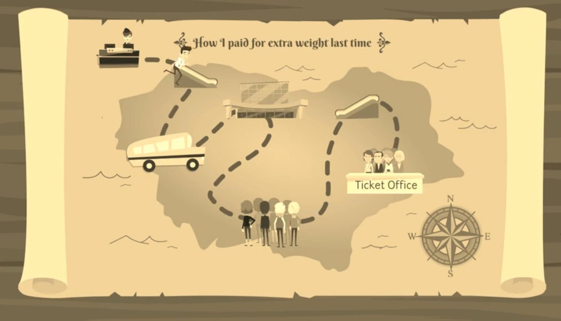 Amadeus Airport Pay