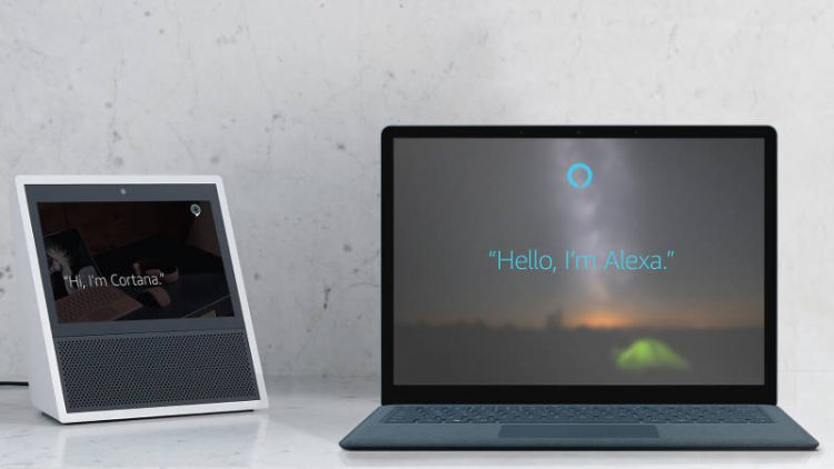 Microsoft, Amazon Partner to Make Cortana and Alexa Work Together