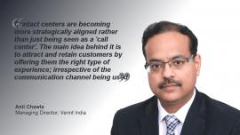 Anil Chawla Verint India