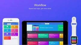 Apple acquires Workflow