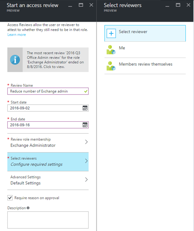 Azure AD Privileged Identity Management