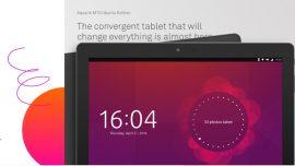 BQ Aquarius M10 Ubuntu Edition
