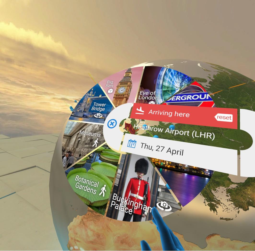 Navitaire VR