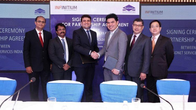 Euronet Infinitium partnership