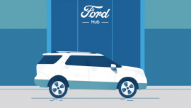 Ford invests $182.2 million in cloud-based software company