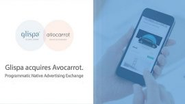 Glispa acquires Avocarrot