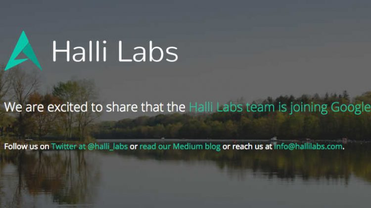 Google acquires Bengaluru-based AI startup Halli Labs