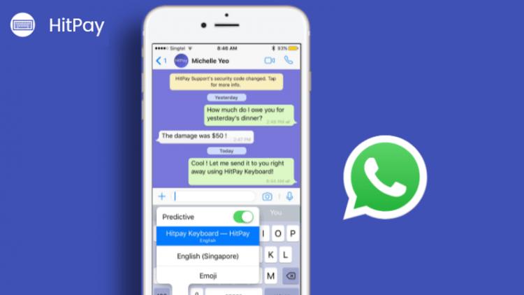 HitPay Whatsapp