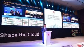 Huawei launched its first Enterprise Solution Partner Program