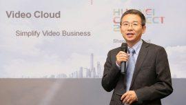 Huawei Announces Video Cloud