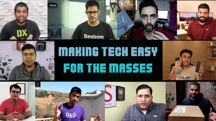 10 indian youtube channels that are making tech easy for the masses sciox Gallery