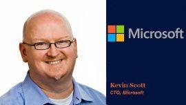 Kevin Scott Microsoft CTO