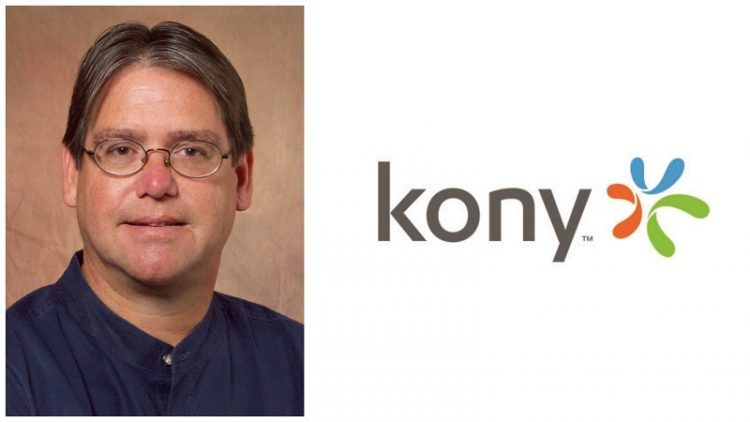 IBM veteran Bill Bodin is Kony's new CTO