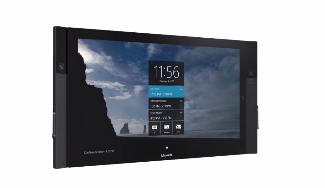 Microsoft Surface Hub_SAP