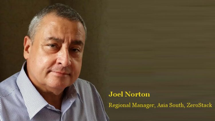 Joel Norton, ZeroStack