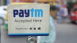 Paytm mobile wallet