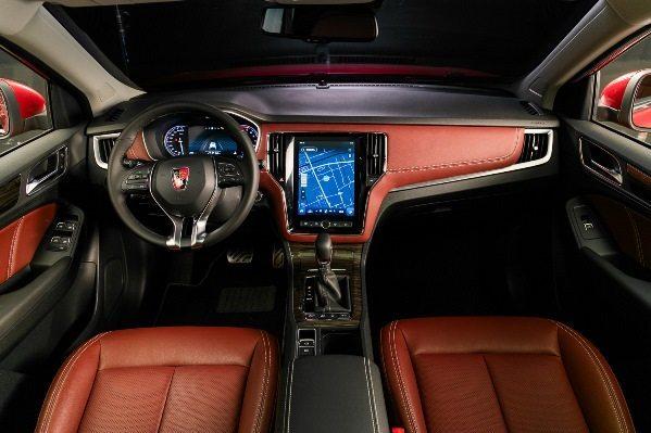 Alibaba OS'Car RX5