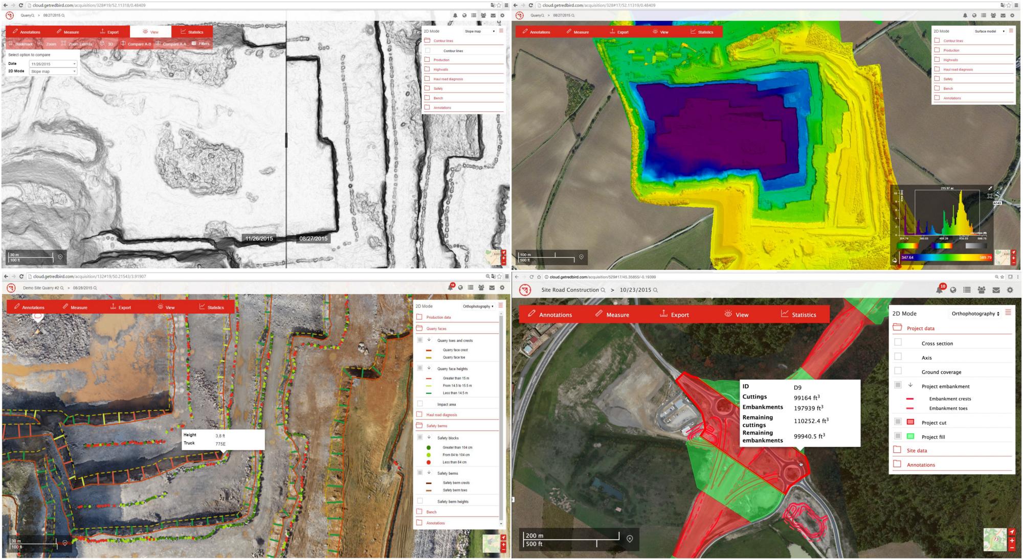 Airware to integrate Redbird analytics