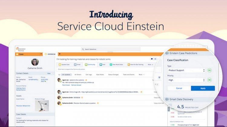 Salesforce Service Cloud Einstein