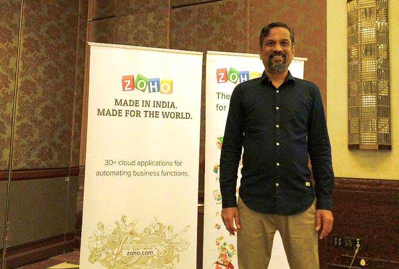 Sridhar Vembu, CEO, Zoho