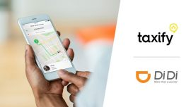 DiDi Chuxing partners Taxify