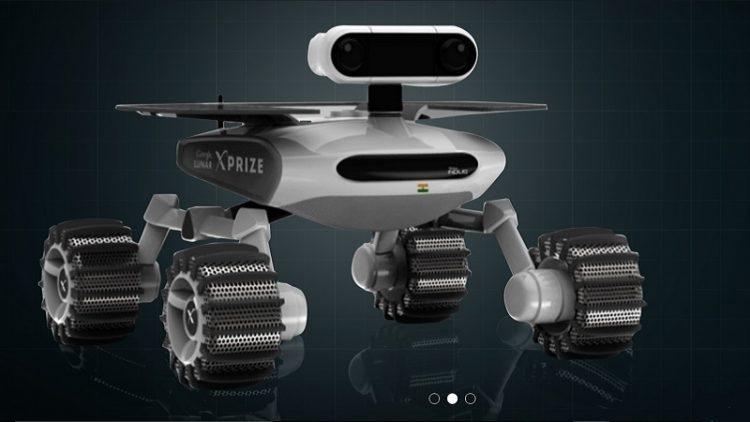 Team Indus rover
