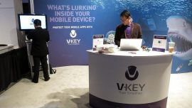 V-Key partners Any Financial