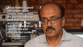 Virender Aggarwal Ramco Systems