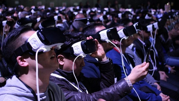 Virtual Reality trends 2017