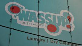 Wassup online laundry