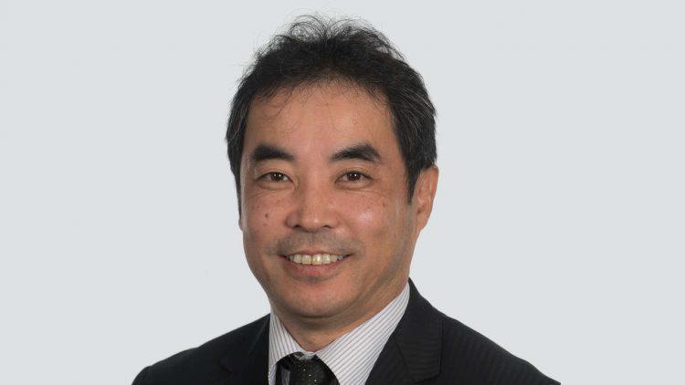 Yoshimasa Hashimoto, VP, NTT Com