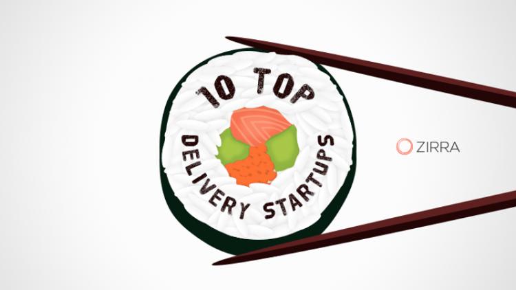Zirra Food Delivery Startups
