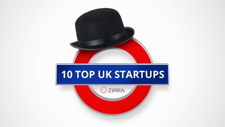 Zirra UK startups