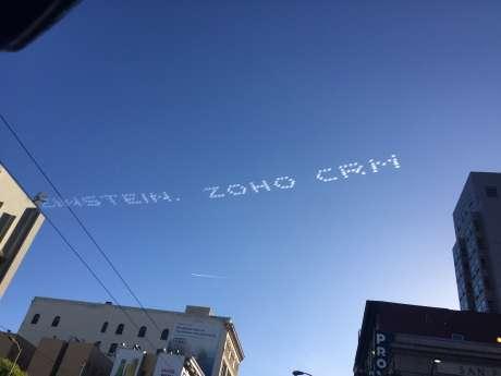 Zoho at Dreamforce 2016