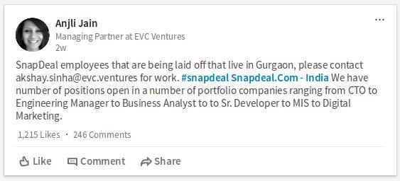 anjli jain EVC Ventures