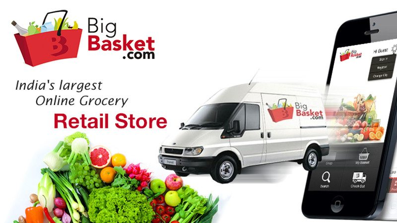 How will BigBasket's acquisition give Amazon a competitive edge