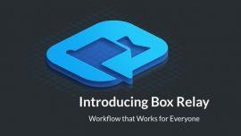 box relay