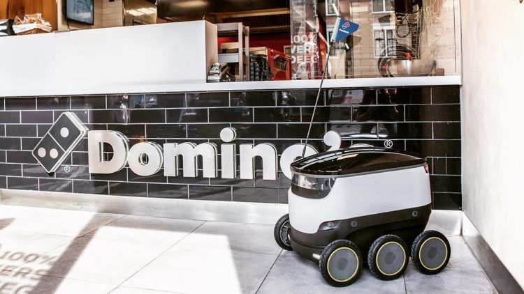 Domino's Starship Technologies