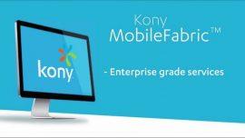 kony mobilefabric