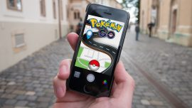 pokemon go mobile games