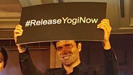 Yogendra Vasupal, Stayzilla #ReleaseYogiNow