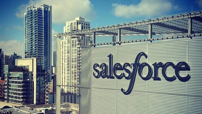 Salesforce IDC report