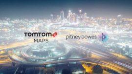 TomTom Pitney Bowes