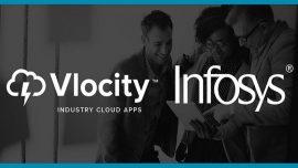 Vlocity partners Infosys
